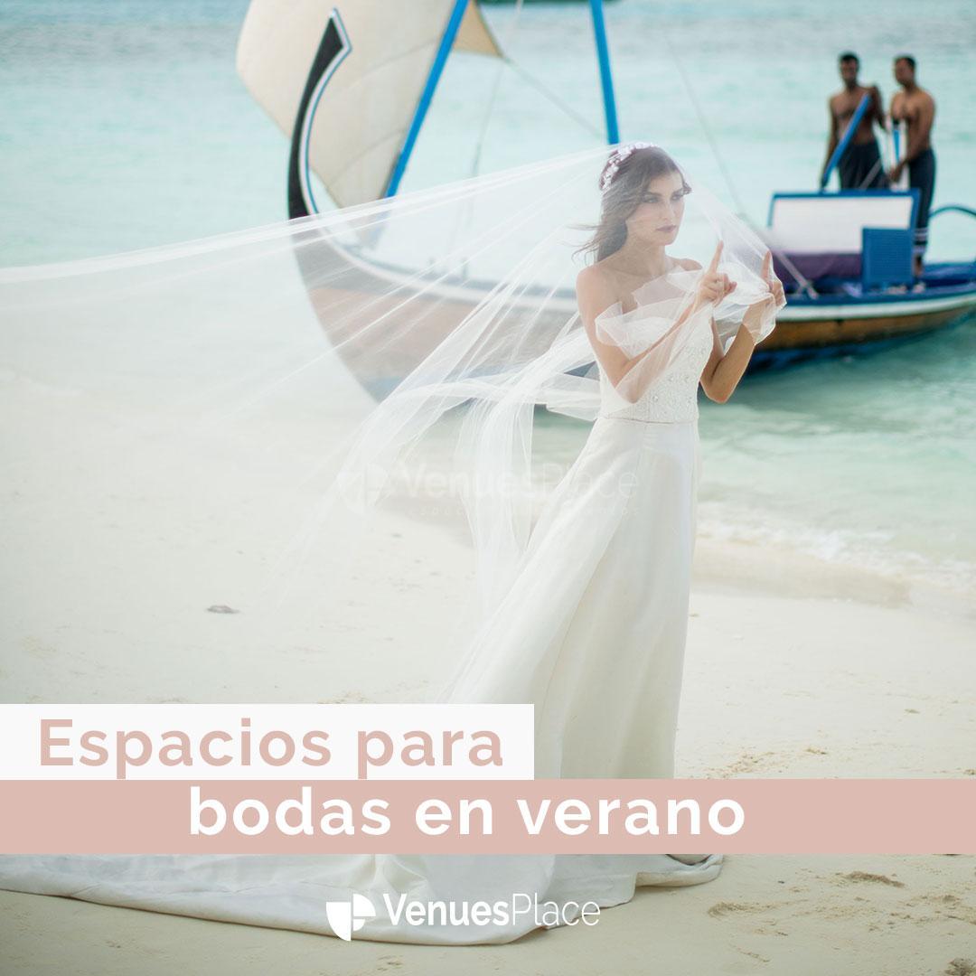 Espacios para casarse en verano