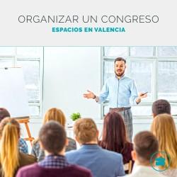 Sitios para organizar congresos en Valencia