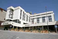 HOTEL VILLAMADRID en Madrid-centro