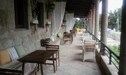 Espacios exteriores de descanso en PARADOR DE GREDOS