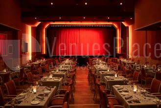 Restaurantes con espectáculo: Teatre Gran Via - Restaurant