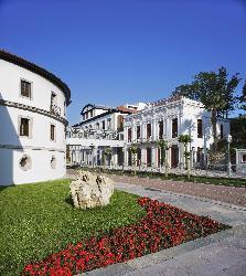 GRAN HOTEL - BALNEARIO LAS CALDAS en Asturias