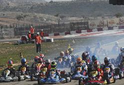 Fórmula Cero Karting en Comunidad de Madrid