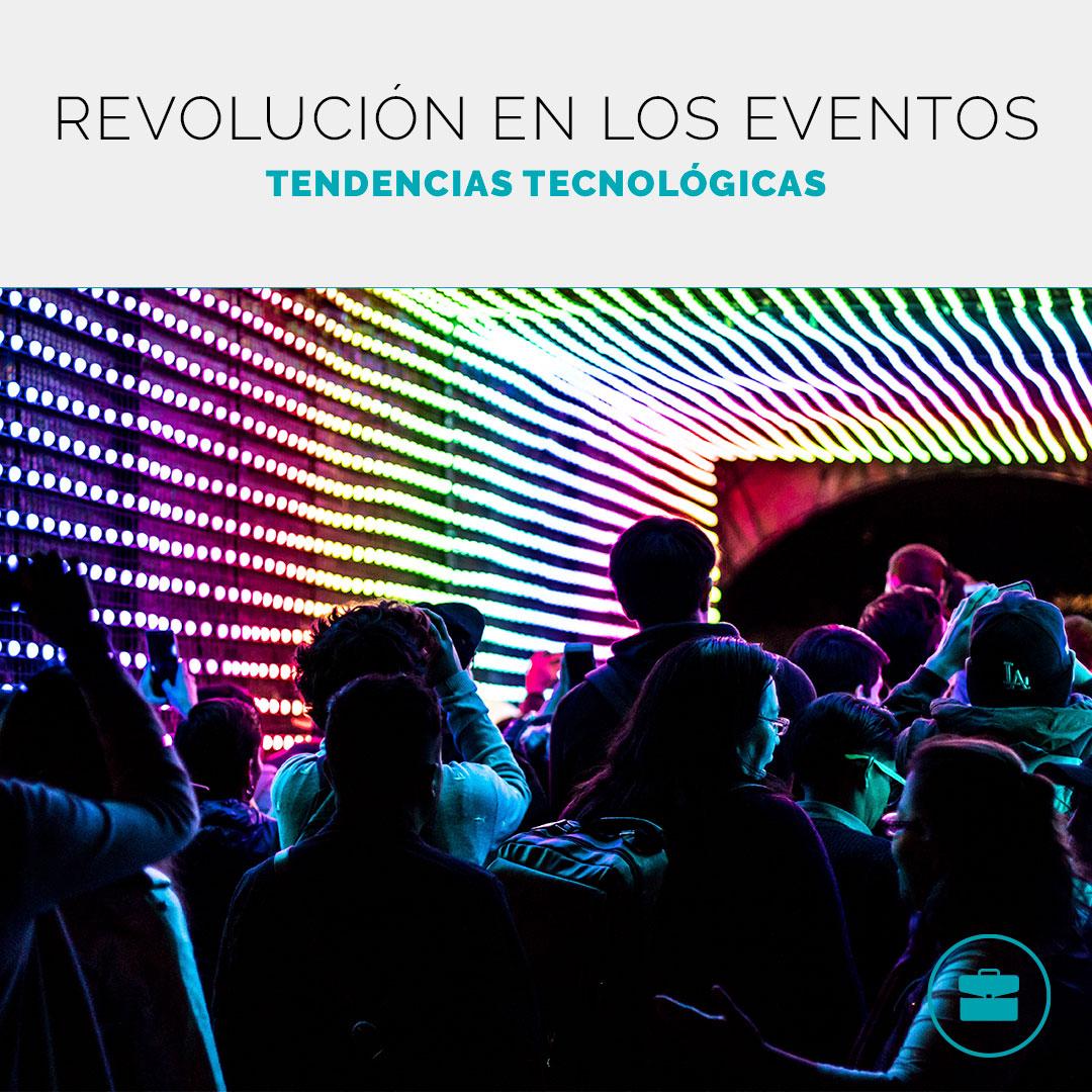 Tecnología en eventos