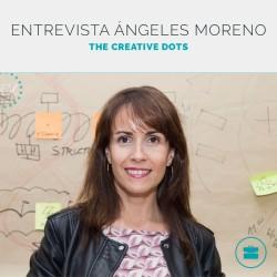 Entrevista a Ángeles Moreno: the Creative dots