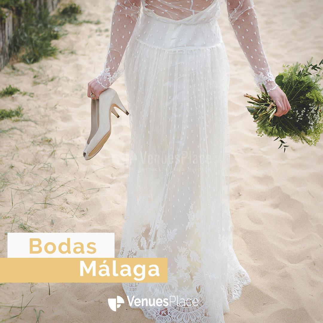 Hoteles de ensueño para una boda junto al mar en Málaga