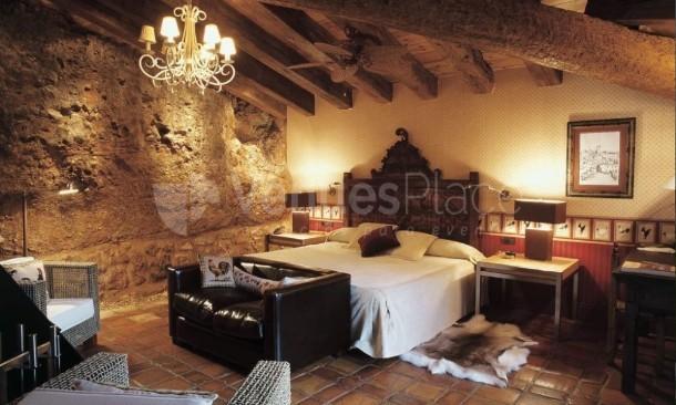 Interior 4 en Hotel Castillo de Somaén
