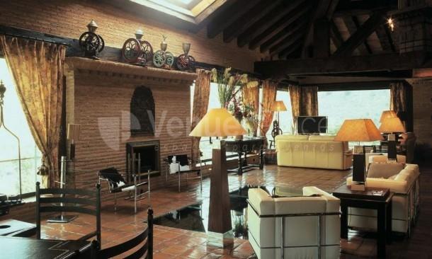 Interior 8 en Hotel Castillo de Somaén