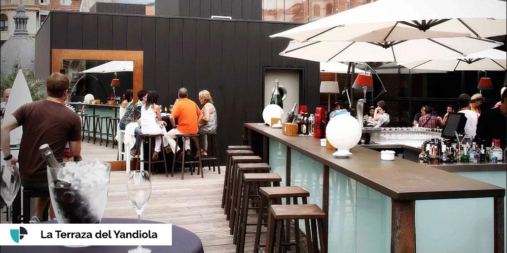 Terrazas Para Eventos En Bilbao Venuesplace