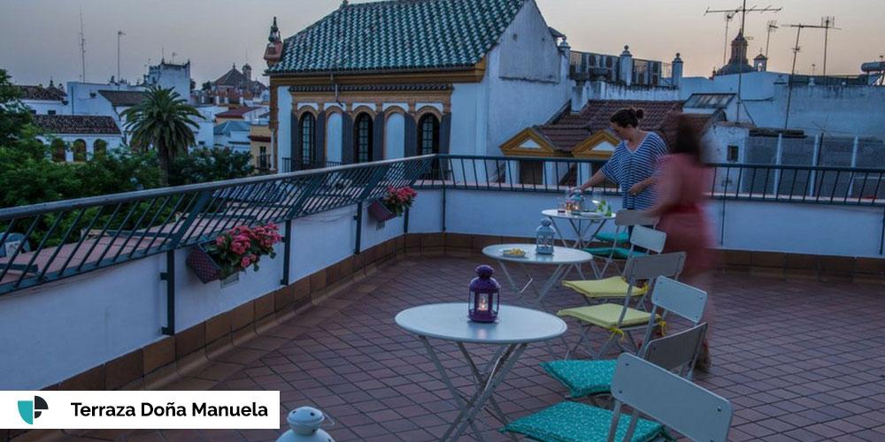 Las Mejores Terrazas De Sevilla Para Eventos Venuesplace