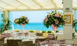 Salón comedor Besaya Beach