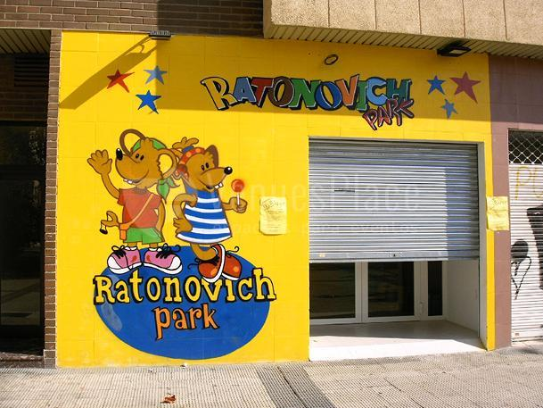 Exterior 1 en RATONOVICH PARK