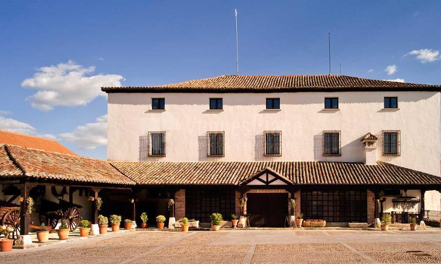 Exterior 3 en El Convento de Torrejón