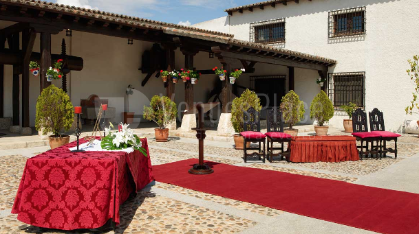 Exterior 2 en El Convento de Torrejón