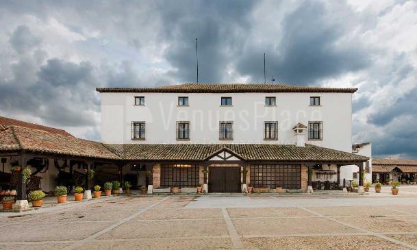 Exterior 4 en El Convento de Torrejón