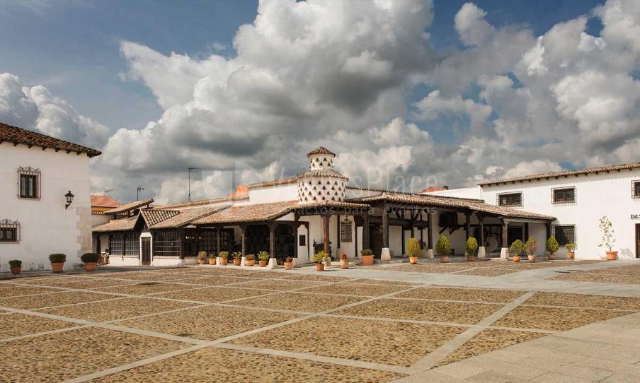 Exterior 6 en El Convento de Torrejón