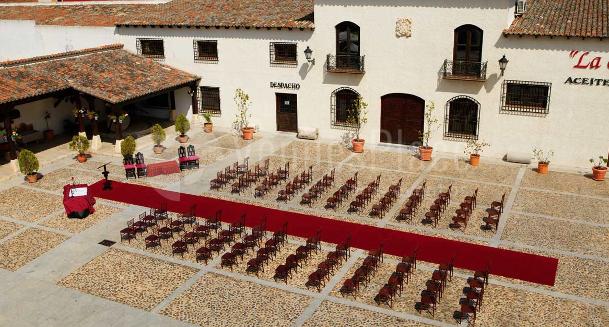 Exterior 1 en El Convento de Torrejón