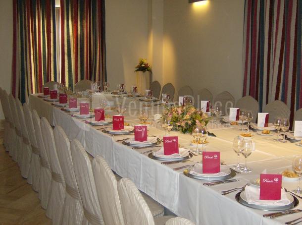 Evento de boda en Pando Cuna