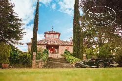 Torreón de Don Jacinto en Comunidad de Madrid