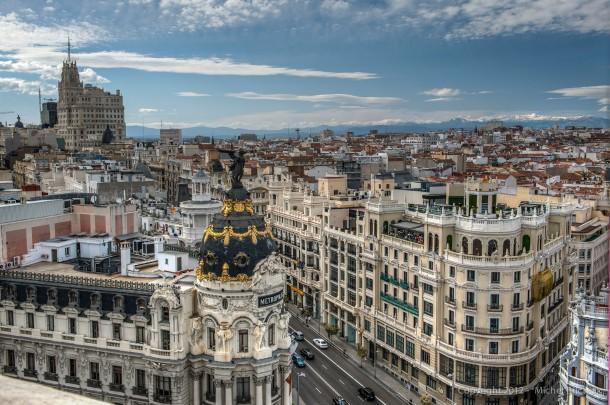 Cada año la ciudad de Madrid aparece e