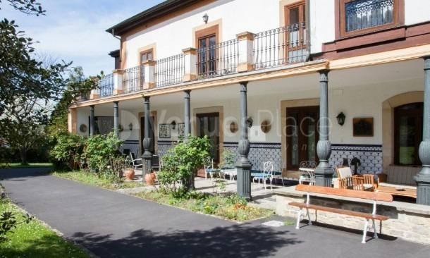 Exterior 7 en Hotel Quinta Duro