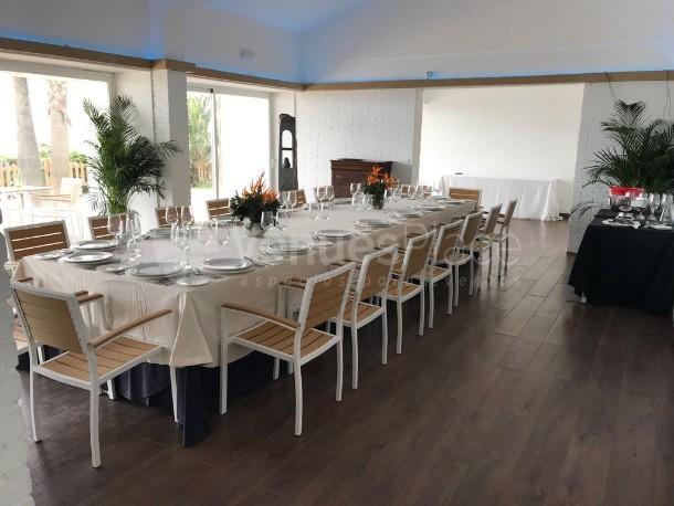 Interior 1 en Albalá Beach Club