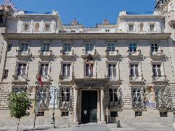 Real Academia de Bellas Artes en Madrid