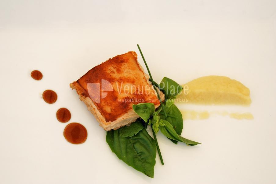 La mejor gastronomía en Real Academia de Bellas Artes