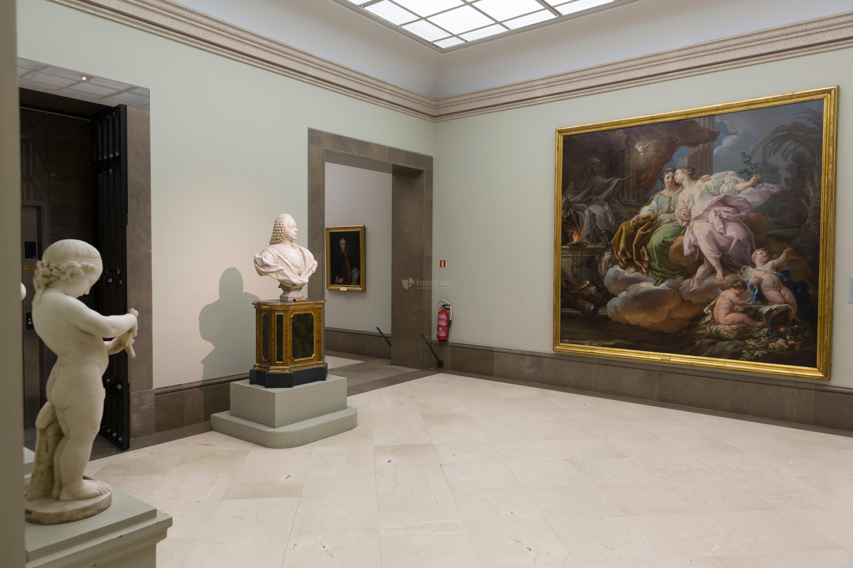 Eventos de empresa en un espacio único en La Real Academia de Bellas Artes