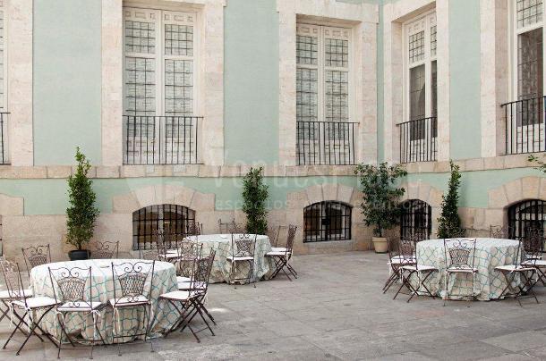 Eventos elegantes y exclusivos en La Real Academia de Bellas Artes