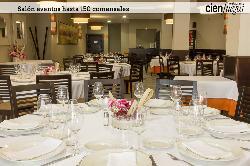 Salón eventos en Restaurante Cienfuegos
