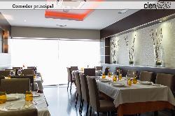 Comedor Principal en Restaurante Cienfuegos