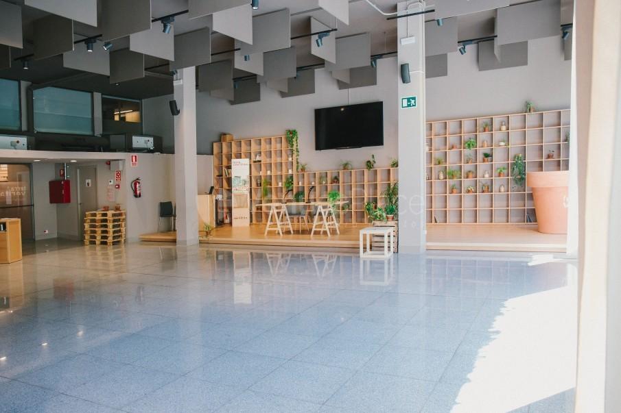 Interior 1 en Terra Veritas Barcelona