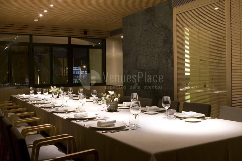 Reuniones y meatings en Restaurante Dos Torres