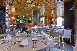 Espacios di´fanos para eventos en Restaurante Dos Torres