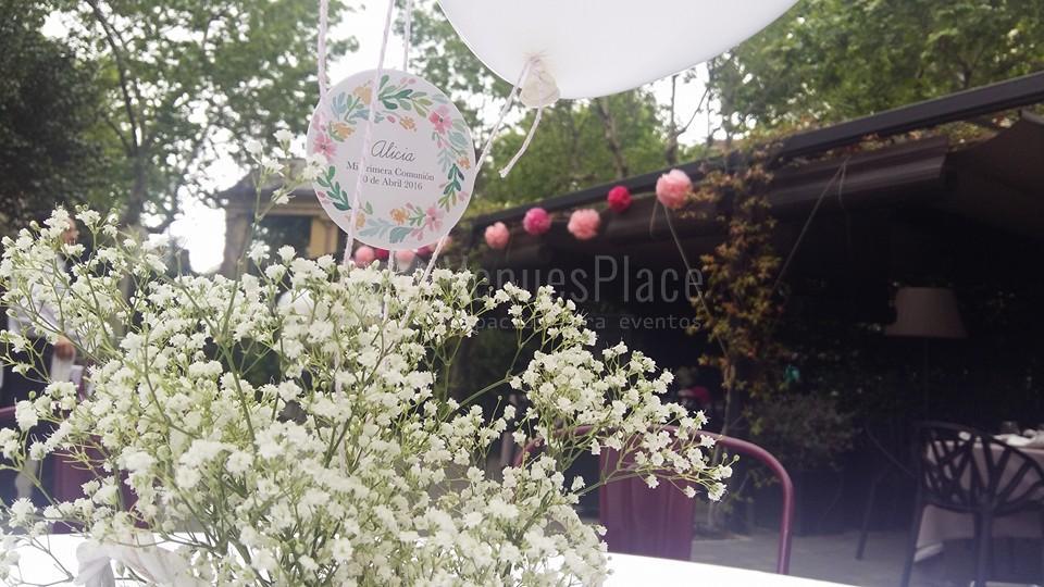 Cumpleaños y aniversarios en Restaurante Dos Torres