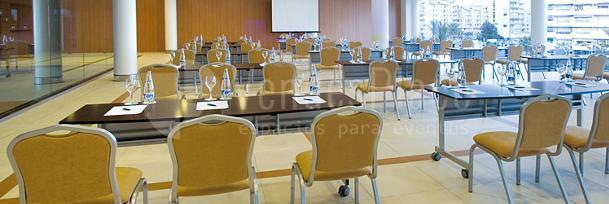 Interior 1 en Hotel AR Diamante Beach SPA Hotel & Convention Centre