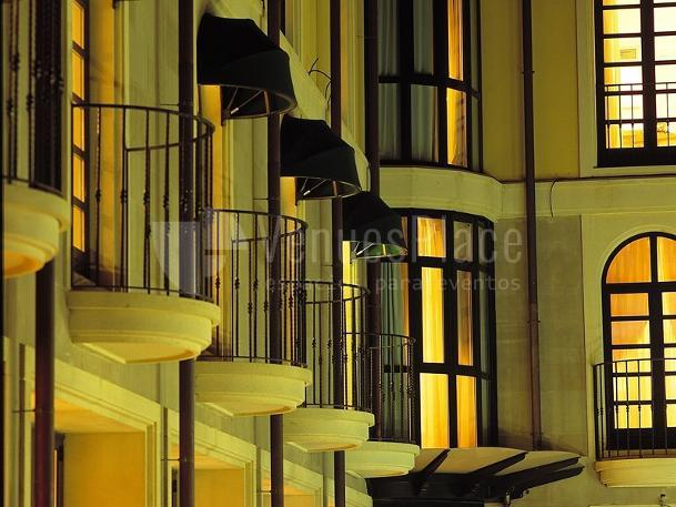 Exterior 2 en Sercotel Villa de Laguardia Hotel