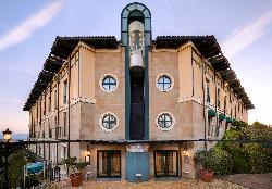 Exterior 3 en Sercotel Villa de Laguardia Hotel