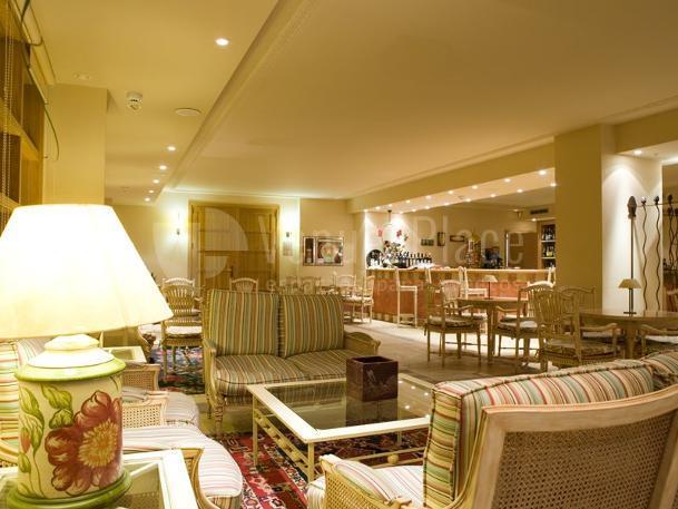 Interior 1 en Sercotel Villa de Laguardia Hotel