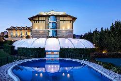 Exterior 4 en Sercotel Villa de Laguardia Hotel