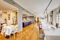 Interior 9 en Sercotel Villa de Laguardia Hotel