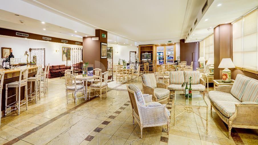 Interior 8 en Sercotel Villa de Laguardia Hotel