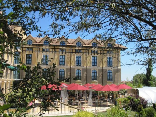 Exterior 1 en Sercotel Villa de Laguardia Hotel