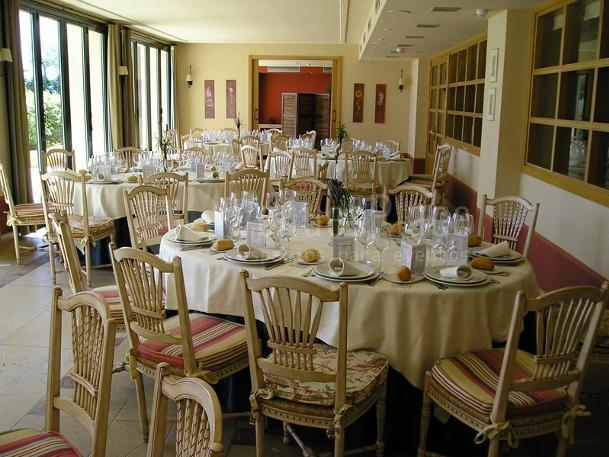 Interior 4 en Sercotel Villa de Laguardia Hotel