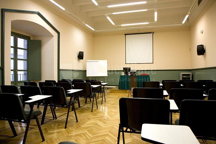 Interior 2 en Palacio de Congresos Conde Ansurez