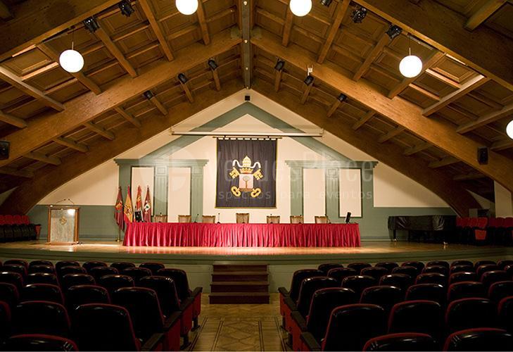 Interior 1 en Palacio de Congresos Conde Ansurez