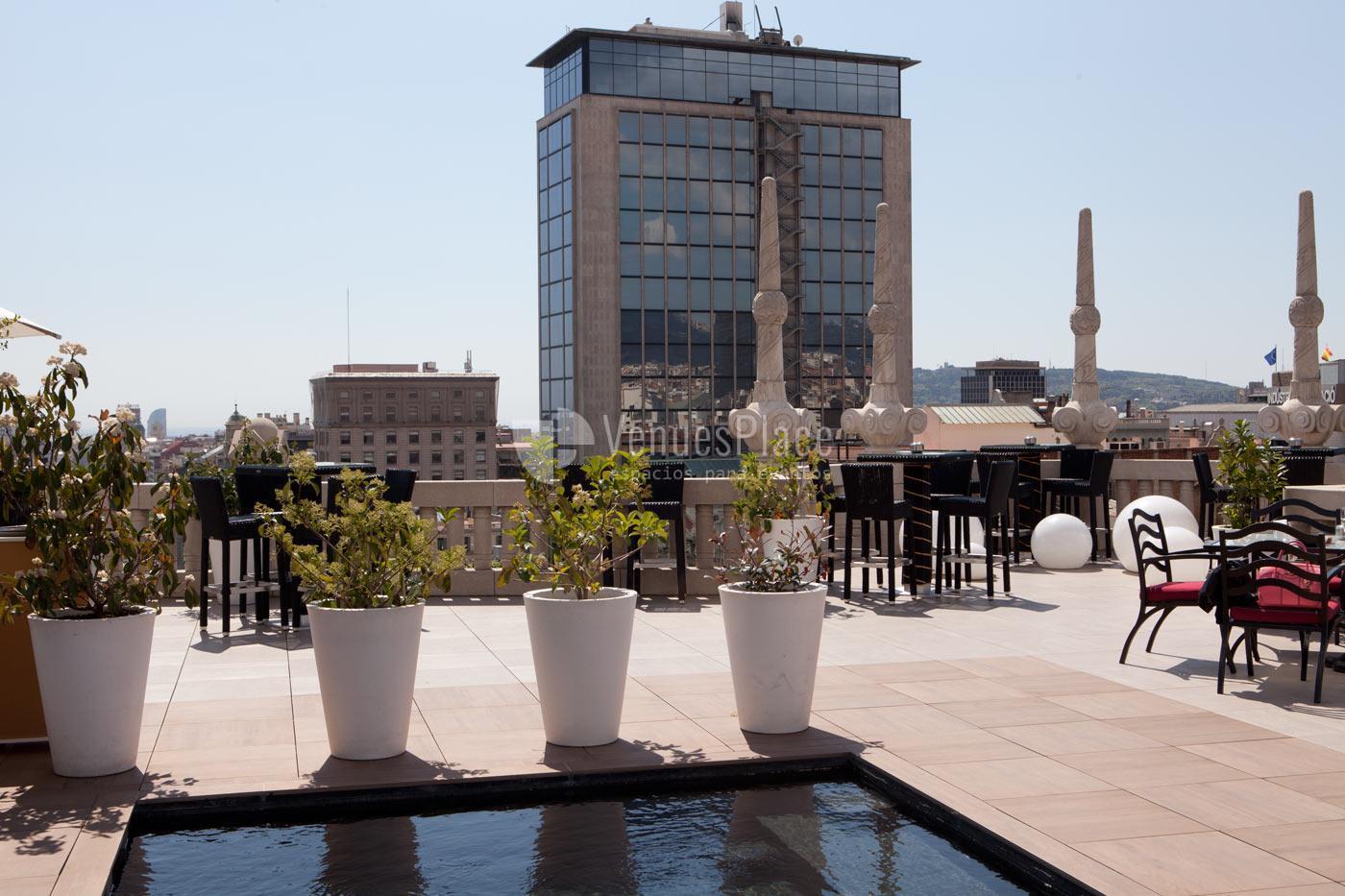 Hotel casa fuster eventos y celebraciones venuesplace - Hotel casa fuster terraza ...