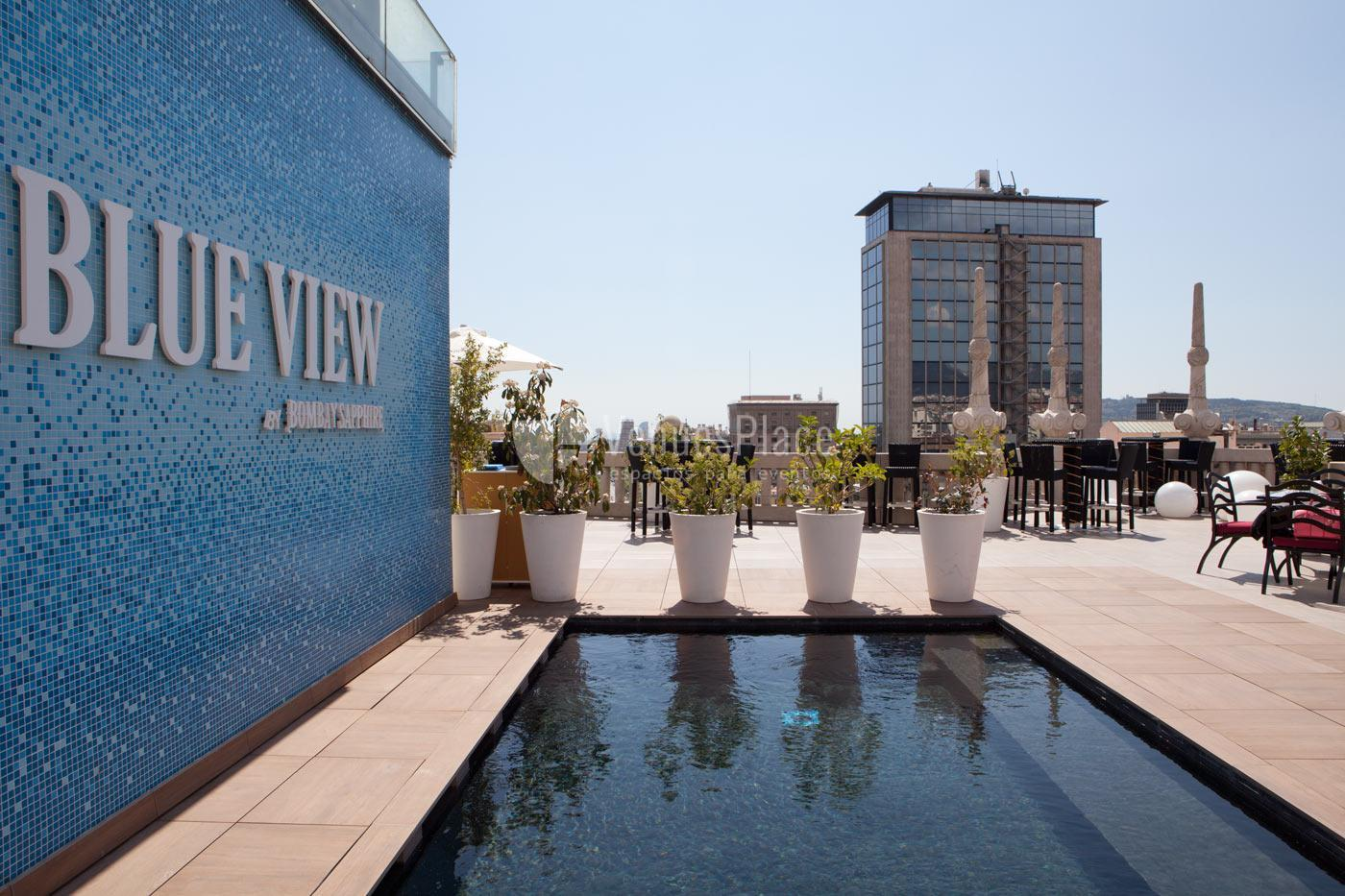 Hoteles 5 estrellas para eventos en barcelona provincia - Hotel casa fuster terraza ...