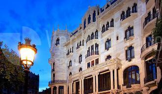 Hoteles 5 estrellas: Hotel Casa Fuster